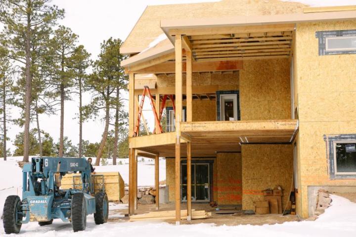 Genesis Custom Homes Building In Cathedral Pines