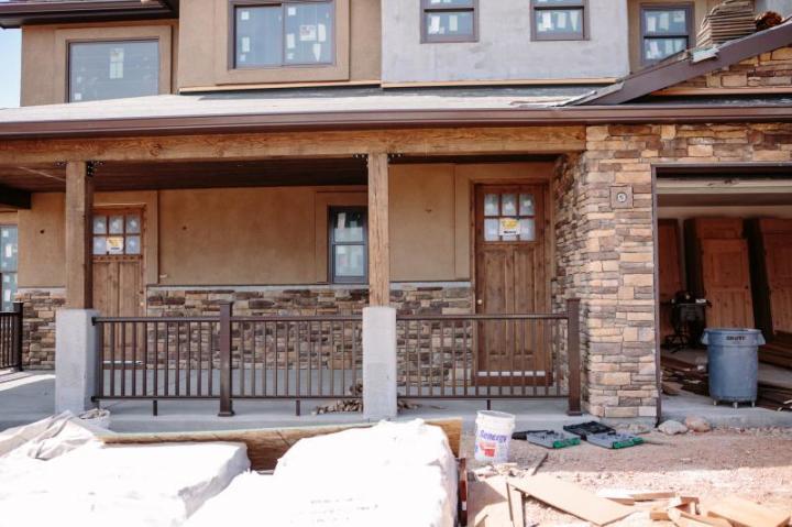 Genesis Custom Homes Modern Rustic Colorado Homes